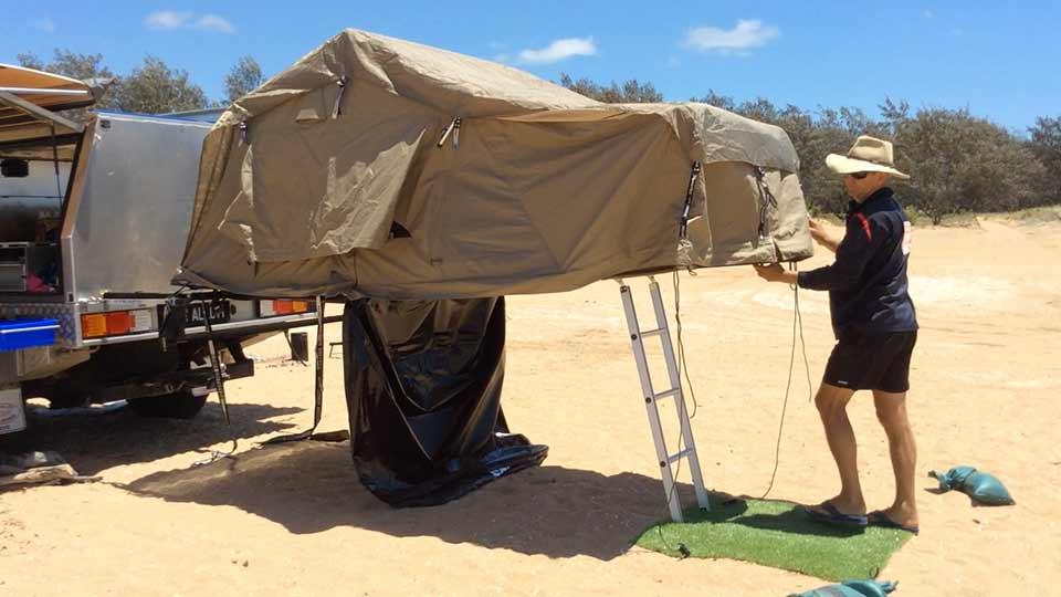 Pigibak Campa Frame setup step 8